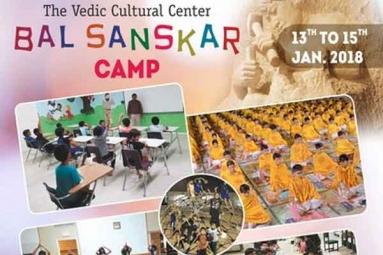 Bal Sanskar Camp