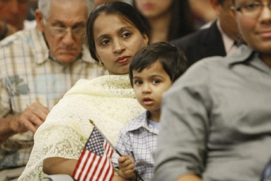 Amid U.S.' Process to Ban Work Permits for Spouses of H-1B Visa Holders, Lawmakers Introduce Legislation to Protect Them