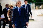 Bernard Arnault Overtakes Bill Gates to Become World's Second-Richest Person