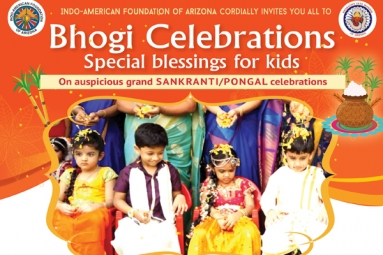Bhogi Celebrations - Special Blessings for Kids
