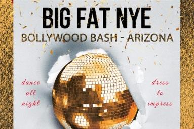Big Fat NYE - Bollywood Bash - Arizona