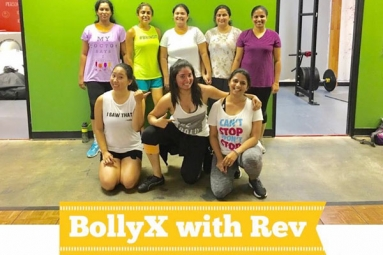 Bollywood Basics Workshop with REV