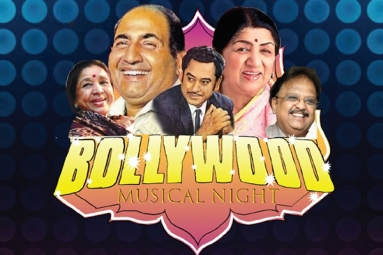 Bollywood Musical Night