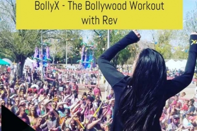 It's Time to Lose your Inhibitions by Reaching Bollyx - The Bollywood Workout, at Arizona