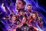 avengers endgame poster, avengers endgame runtime, avengers endgame bookmyshow india sells 1 million tickets in just over a day, Captain marvel