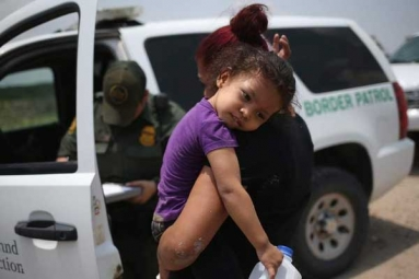 U.S. Arrested 17,000 Migrant Family Members at Border in September