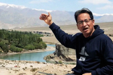 Sonam Wangchuk's 'Boycott China movement' called 'with wallets rather than bullets' is going viral: