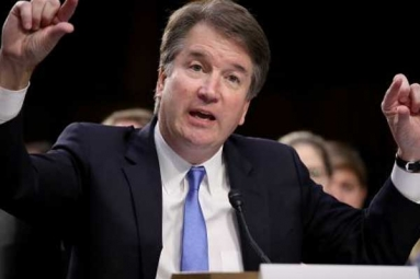 Never Sexually Assaulted Anyone: Brett Kavanaugh