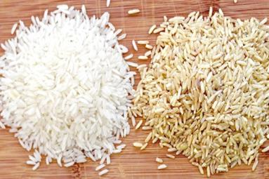 Shift from White rice to brown rice is a good idea!