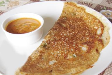 Buttermilk Dosa, Must try!