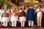 narendra modi government, narendra modi cabinet, narendra modi cabinet portfolios announced full list here, Anand l rai