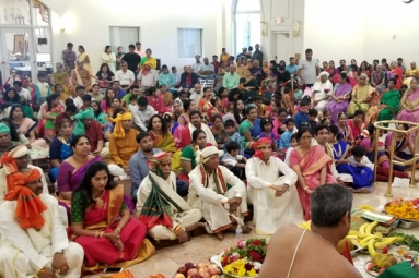 Ekta Mandir in Arizona Celebrates Rama Navami in Presence of Thousands of Devotees