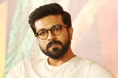 Charan's Triple Shades in RRR