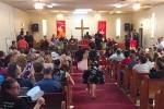 In response to Charlottesville Virginia Violence, Arizonans held prayer vigil