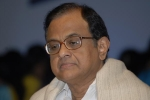 'Govt wants to silence me' Chidambaram after CBI Raids