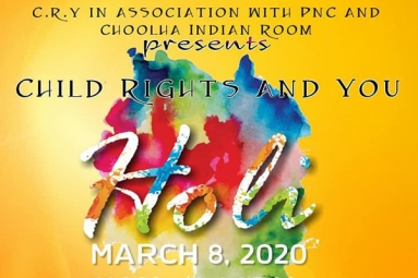 Childs Rights and You - Holi