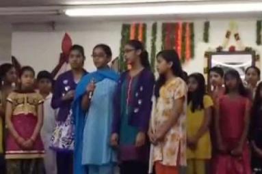 Spiritual Awakening To Kids Through Bal Vihar Classes- Chinmaya Mission Phoenix.