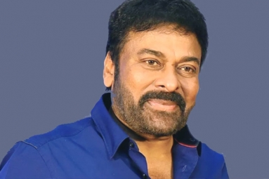 Chiranjeevi gets an interesting title for his Next