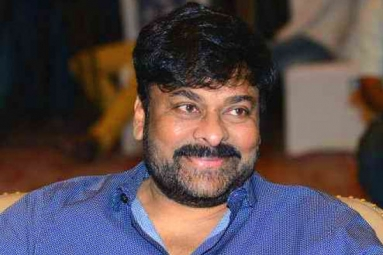 Chiranjeevi's Look Test For Vedhalam Remake