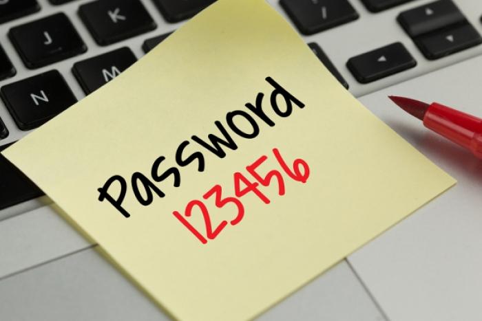 123456 most common password in 2016