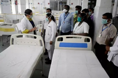 Confirmed cases of Coronavirus in India surpass 400; 8 deaths recorded so far