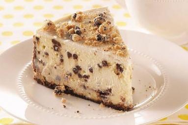 Chocolate Chip Cookie Cheesecake recipe