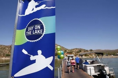 Day On The Lake Event For Disabled In Arizona