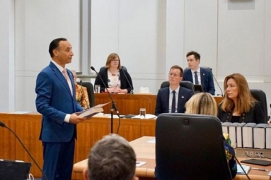 Indian Origin Politician Deepak Raj Gupta Takes Oath as MLA in Australia with Bhagavad Gita in Hand
