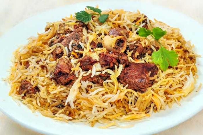Delicious Mutton Biryani Recipe
