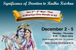 AZ Event, Arizona Current Events, significance of devotion to radha krishna, Phoenix