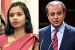 khobragade surname, Devyani Khobragade incident in 2013, devyani khobragade s strip search could have and should have been avoided preet bharara in her new book, Visa fraud