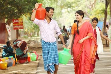 Dhanush's Thangamagan Theatrical Trailer},{Dhanush's Thangamagan Theatrical Trailer