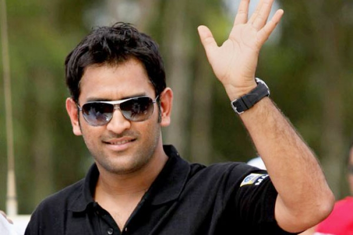 """Captain Cool"" is nominated for Padma Bhusan Award"