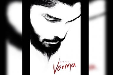 Dhruv Vikram's Debut Film Titled Varma
