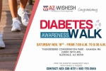 Diabetes Awareness Walk - 2017