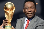 Diego Maradona Much Better than Lionel Messi, Says Pele