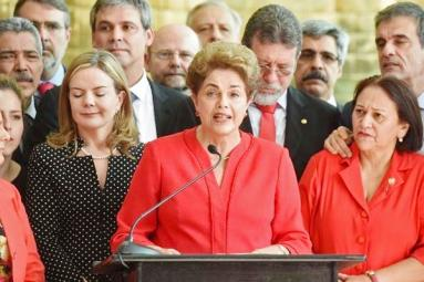Brazil President Dilma Rousseff removed from office!