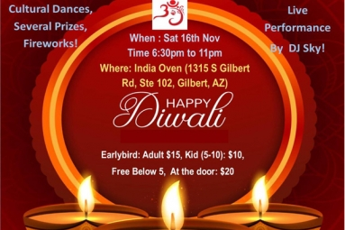 Diwali Celebrations - SW Rajputs