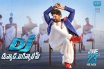 DJ Duvvada Jagannadham Telugu Movie - Show Timings