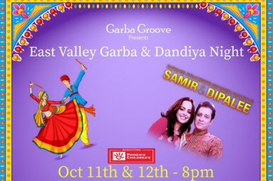 East Valley Garba and Dandiya Night