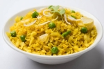 Poha Everyday in Breakfast, poha nutritional value per 100g, why eating poha everyday in breakfast is good for health, Blood sugar