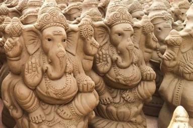 10 Simple Steps to Make Eco-Friendly Ganesha at Home