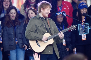 Ed Sheeran to perform in Arizona this summer