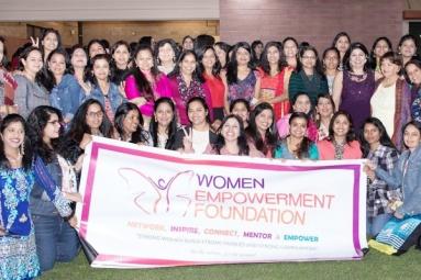 """Empowered Women, Empower Women"" - Women Empowerment Foundation"