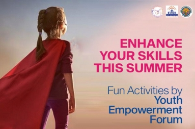 Enhance your skills this summer: Fun Activities by Youth Empowerment Forum