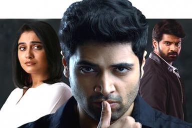 Adivi Sesh' Evaru Trailer Looks Interesting