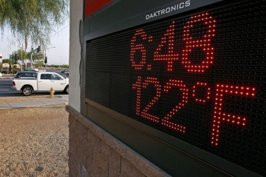 Bizarre Consequences Of Extreme Heat In Arizona