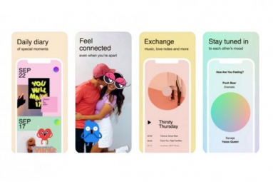 """Facebook launched """"Tuned"""", a dedicated app for couples"""