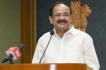 Venkaiah Naidu, Venkaiah Naidu, indian diaspora must retort to false propaganda on j k india s vp, Culture