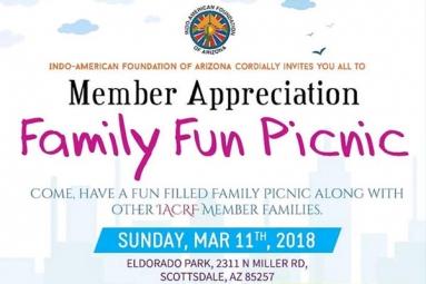 Family Fun Picnic - IACRFAZ